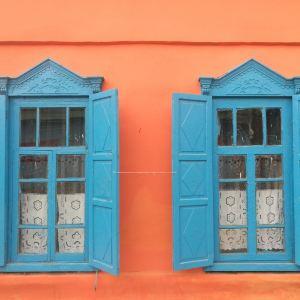 喀赞其民俗村旅游景点攻略图