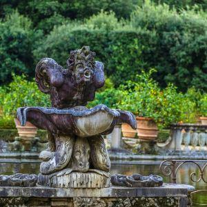 波波里花园旅游景点攻略图