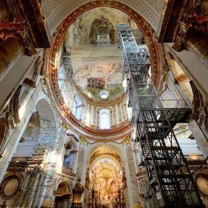 查理教堂旅游景点攻略图