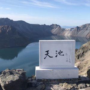长白山北坡景区旅游景点攻略图