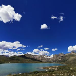 姊妹湖旅游景点攻略图