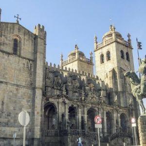 波尔图大教堂旅游景点攻略图