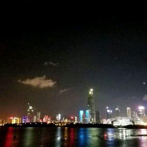 深圳湾公园旅游景点攻略图