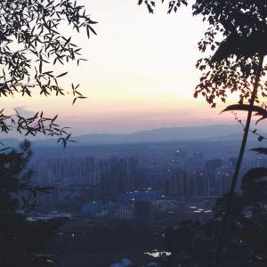东台山国家森林公园旅游景点攻略图