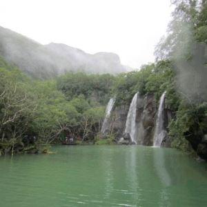 绿渊潭旅游景点攻略图