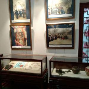 青岛市民俗博物馆旅游景点攻略图