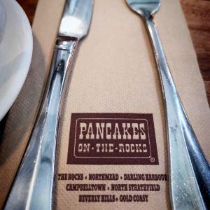 Pancakes On The Rocks (Main Branch)旅游景点攻略图