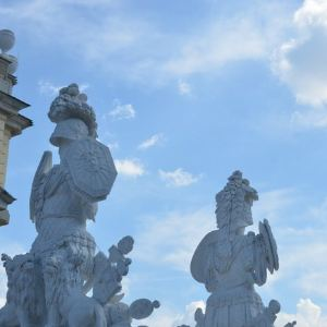 美泉宫凯旋门旅游景点攻略图