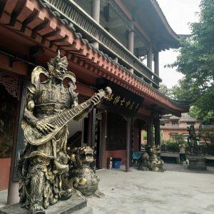 华岩寺旅游景点攻略图