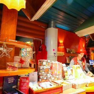 圣诞老人办公室旅游景点攻略图
