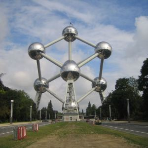 布鲁塞尔原子塔旅游景点攻略图