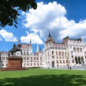 匈牙利国会大厦旅游景点攻略图