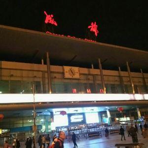 成都站广场旅游景点攻略图