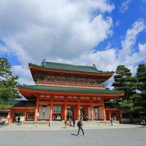 平安神宫旅游景点攻略图
