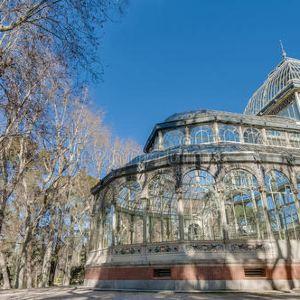 马德里水晶宫旅游景点攻略图