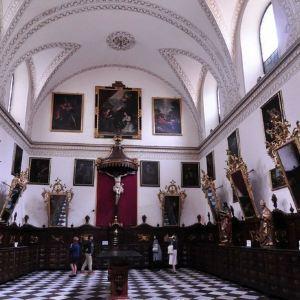 王室礼拜堂旅游景点攻略图