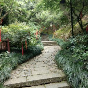 梦姑塘文化公园旅游景点攻略图