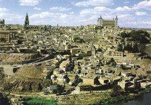 托莱多古城旅游景点攻略图
