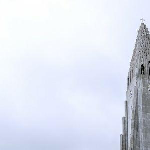 哈尔格林姆斯大教堂旅游景点攻略图