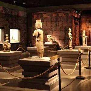 吴哥国家博物馆旅游景点攻略图