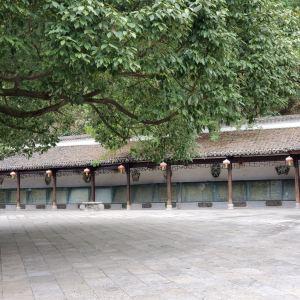 百家书法园旅游景点攻略图