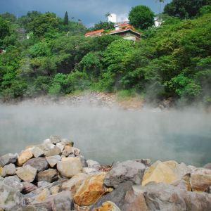 地热谷旅游景点攻略图