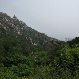 北京凤凰岭景区旅游景点攻略图
