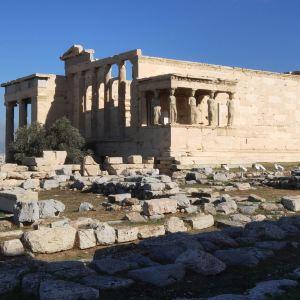 伊瑞克提翁神庙旅游景点攻略图