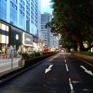 弥敦道旅游景点攻略图