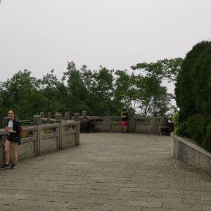 贺龙公园旅游景点攻略图