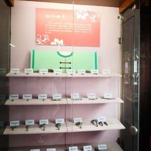 中国纽扣博物馆旅游景点攻略图