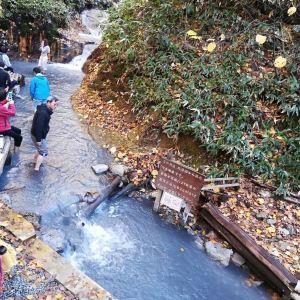River Oyunuma Natural Footbath旅游景点攻略图