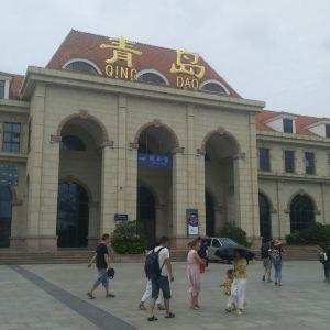 青岛火车站旅游景点攻略图