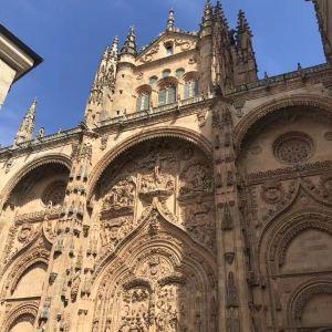 塞哥维亚大教堂旅游景点攻略图