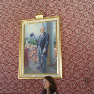 奥斯陆市政厅旅游景点攻略图