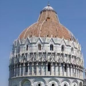 比萨主教座堂旅游景点攻略图