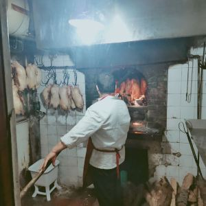 利群烤鸭店旅游景点攻略图