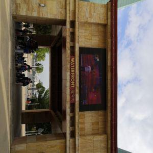 圣淘沙岛旅游景点攻略图