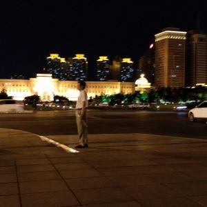 人民广场旅游景点攻略图