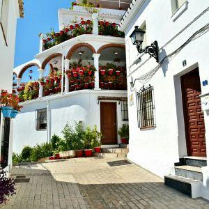 西班牙村旅游景点攻略图