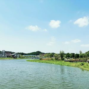 金井镇石壁湖公园旅游景点攻略图