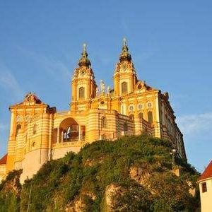 梅尔克修道院旅游景点攻略图