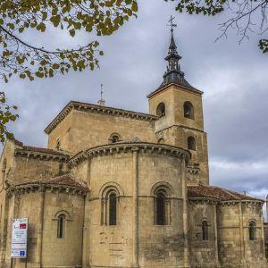 圣米怜教堂旅游景点攻略图