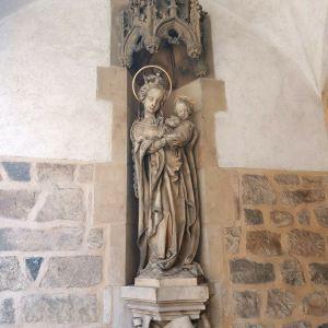 圣彼得与圣保罗大教堂旅游景点攻略图