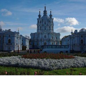 斯莫尔尼宫旅游景点攻略图