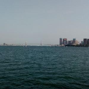 金沙湾海滨浴场旅游景点攻略图