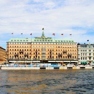 The Stockholm Concert Hall旅游景点攻略图