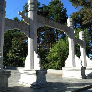 西山公园旅游景点攻略图