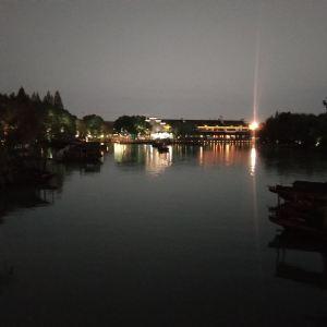西栅夜游旅游景点攻略图