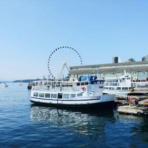 西雅图码头区旅游景点攻略图